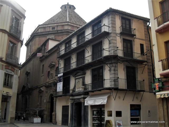 que ver en Málaga en un día