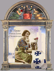 July 26th is St. Anne's Feast Day