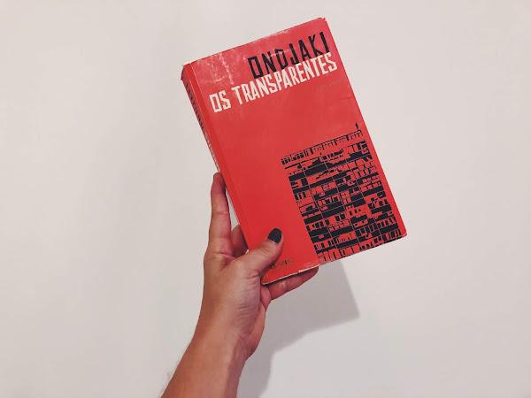 Sobre desistir... Os Transparentes | Ondjaki