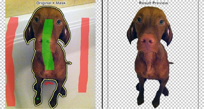 Clipping Magic - Αφαιρέστε το background από τις φωτογραφίες
