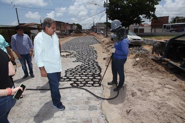 Prefeitura de Natal investe cerca de R$ 127 milhões em obras na Zona  Norte