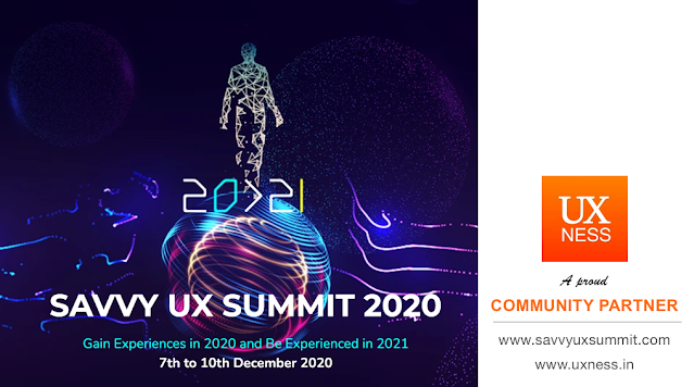 Savvy UX Summit UXness Community Partner