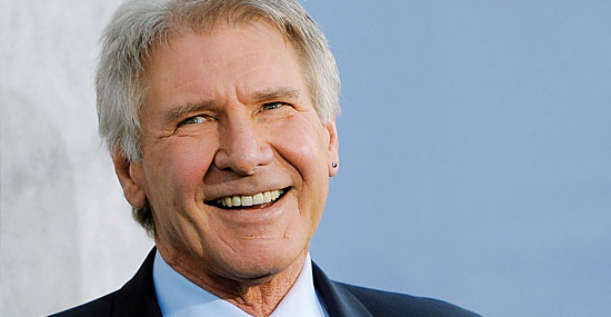 Fracasso dos Famosos - Harrison Ford