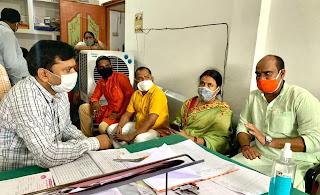 #JaunpurLive : अभी टला नहीं है कोरोना संक्रमण का खतराः अमित श्रीवास्तव