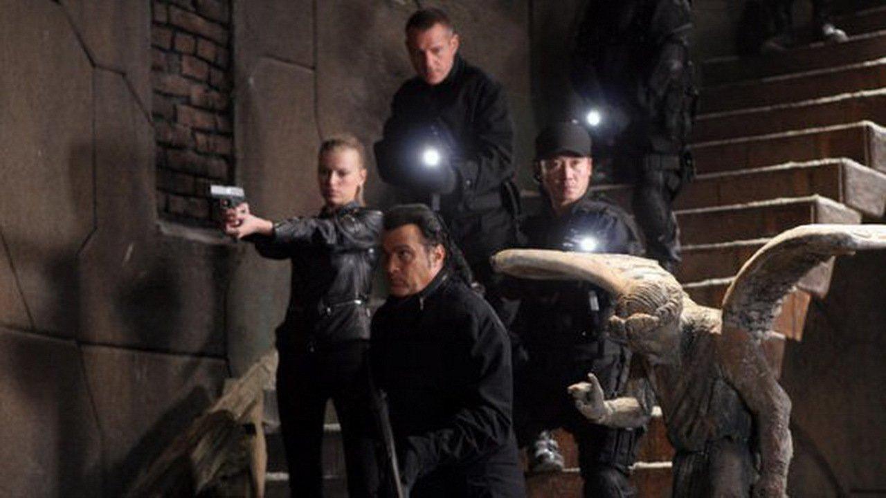 Attack Force: Pertempuran Absurd Steven Seagal