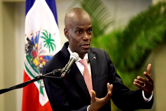 Presidente do Haiti é assassinado em casa durante a noite