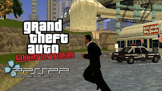 Grand Theft Auto: Liberty City Stories PPSSPP
