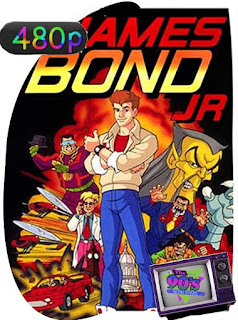 James Bond Jr. [1991] Temporada 1 [480p] Latino [GoogleDrive] SilvestreHD