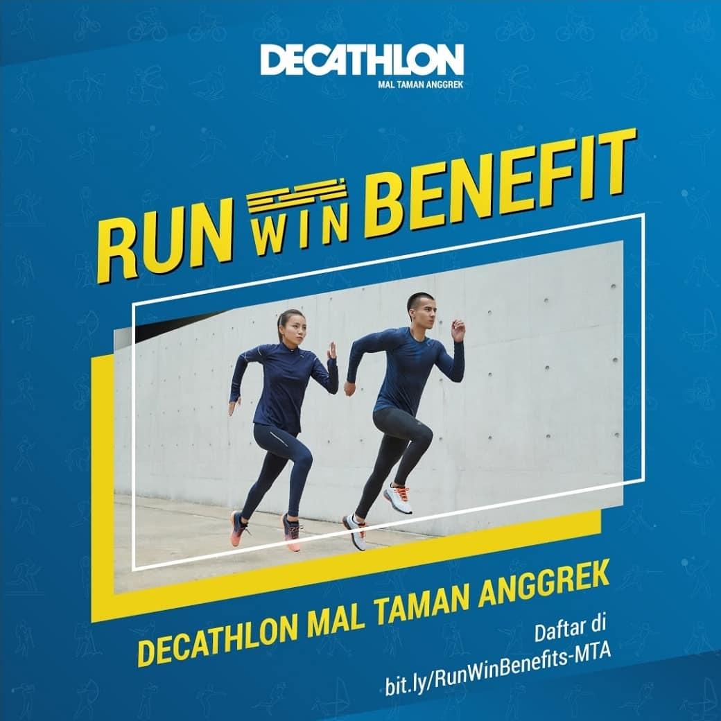 Run Win Benefit • 2020