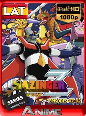 Mazinger Z – Vol. II [46/46] [BDRip] [Latino] [FullScreen1080p] [GoogleDrive] AioriaHD