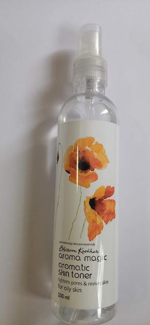 Blossom Kochhar Aroma Magic Aromatic Skin Toner