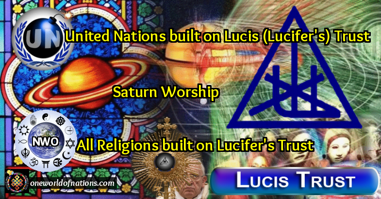 Chessboard Earth Series, Jesuits, NWO, Vatican, Zionism, Lucis Trust, Lucifer's Trust,
