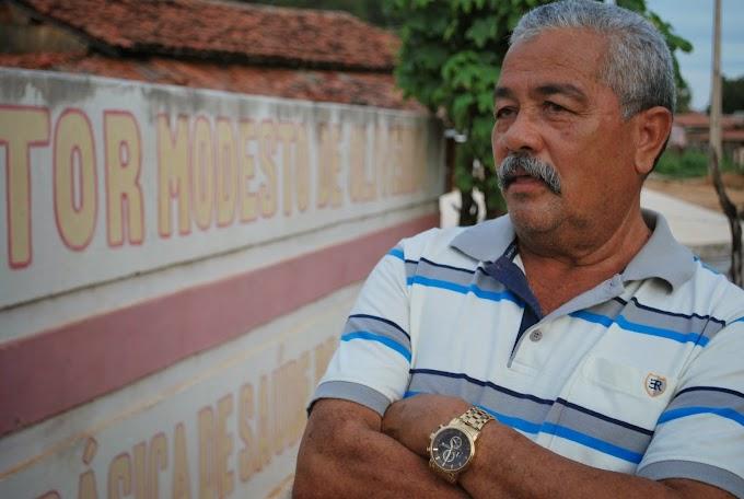 MORRE o ex-vice-prefeito de Afonso Bezerra, CÍCERO UMBELINO