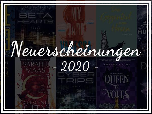 Die besten Buch-Neuerscheinungen im Jahr 2020