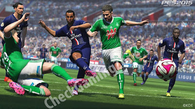 Pro Evolution Soccer 2015 Full Game