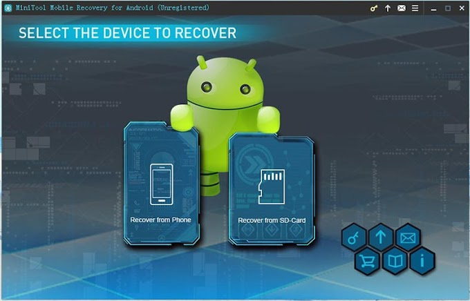 MiniTool Mobile Recovery for Android Serial