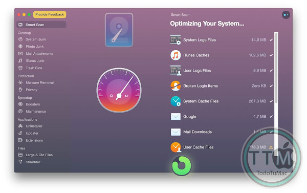 CleanMyMac X 4.1.0 Mac