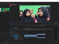 Dasar Adobe Premiere #4: Perkenalan Workspace Adobe Premiere Pro CC2019