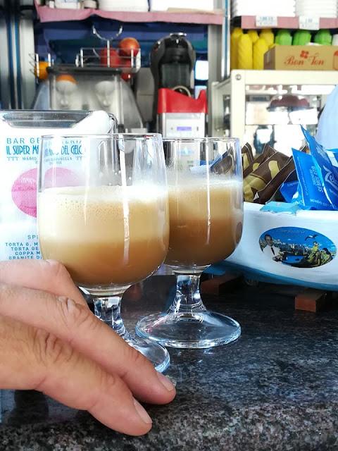 special coffee caffe speciale polignano campanella bar