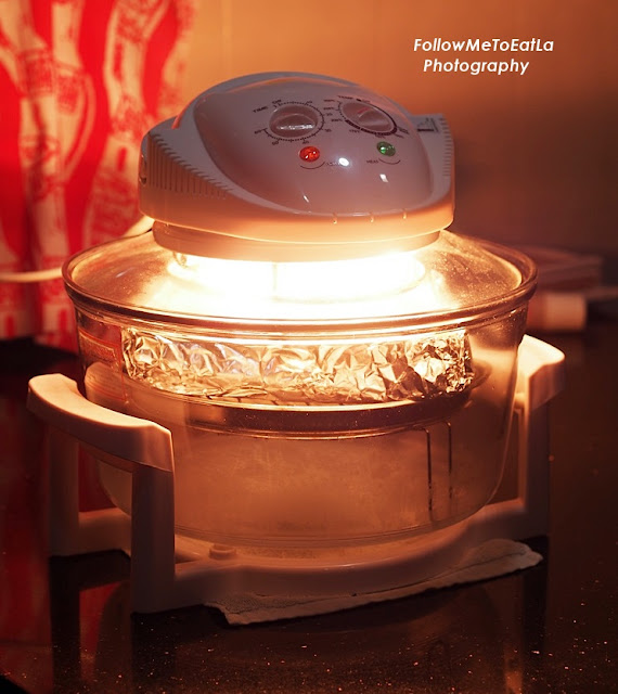 Grill The Top Skin In High Heat In My Flavorwave Halogen Oven