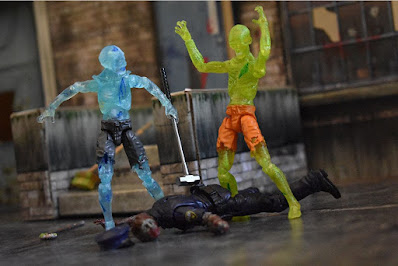 Boss Fight Extreme-Sets Series Z Streetscape 1:18 Scale Dio