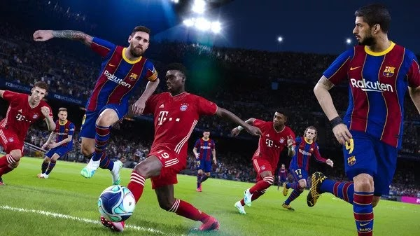 eFootball PES 2021 PC Full Español Latino