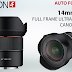 Rokinon Brings AF 14mm f/2.8 Lens to Canon RF