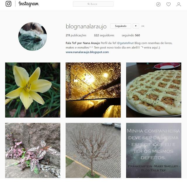 Instagram nana araujo