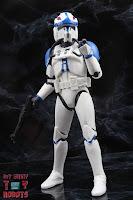 Star Wars Black Series Clone Pilot Hawk 24