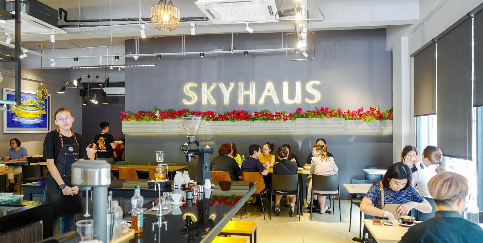 skyhaus, taman mayang
