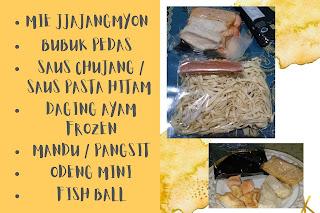 Isi-Omoni-Jjajangmyeon-Chicken