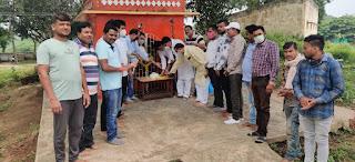 भाजपा ने प्रधानमंत्री मोदी का जन्मदिन सेवा सप्ताह के रूप में उल्लासपूर्वक मनाया