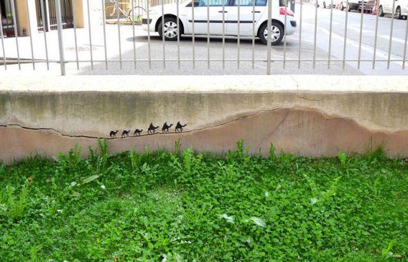 الفن بأى شىء وعلى أى شىء street-art-work-41.j