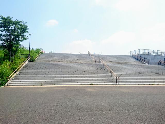 多摩川 二子玉川公園