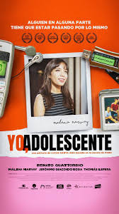 Yo Adolecente(2019) HD 1080P LATINO-INGLES DESCARGA FULL