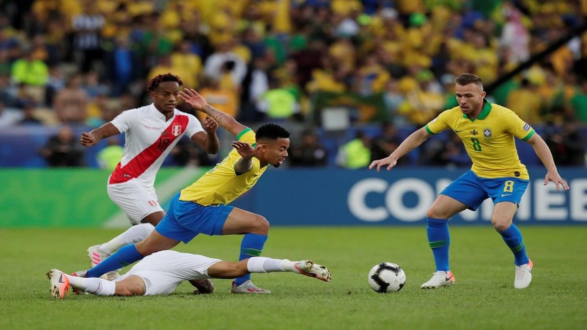 موعد مباراة البرازيل وبيرو في كوبا امريكا