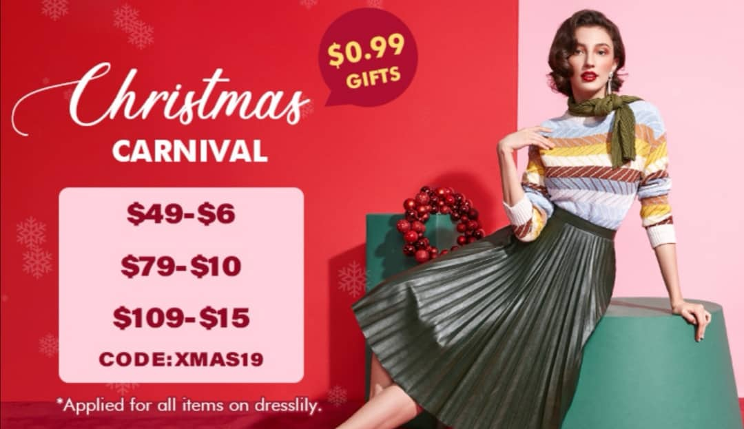 Dresslily Christmas Wishlist