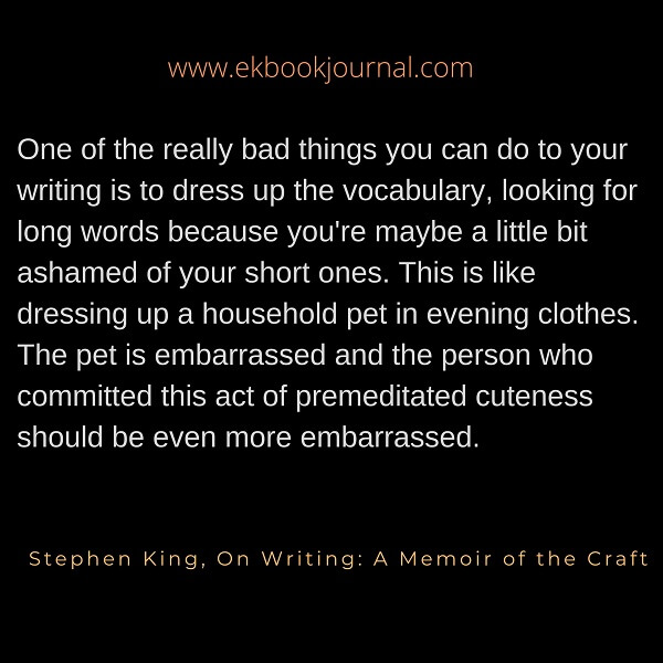 stephen king quotes | on writing quotes
