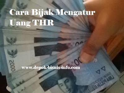 Tips, Mengatur, Uang, THR, Bijak, Belanja, Info