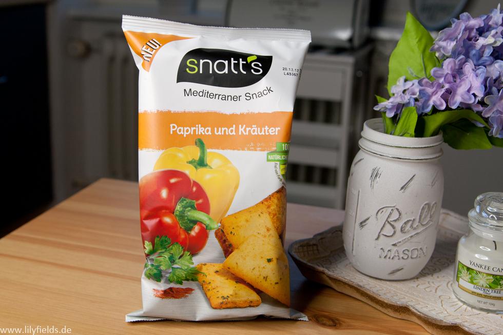 Snatt's - Mediterraner Snack