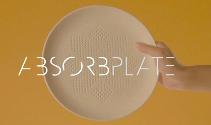 AbsorbPlate si Piring Ajaib tuk Pecahkan Masalah Obesitas