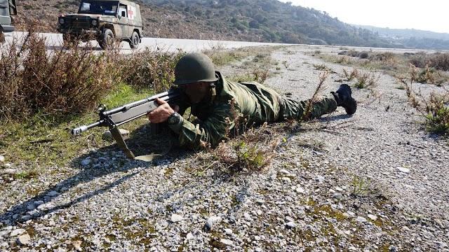 Στρατός Ξηράς: 'Ερχεται πληρωμή για τις 24ωρες υπηρεσίες του έτους 2020 (ΑΝΑΚΟΙΝΩΣΗ)