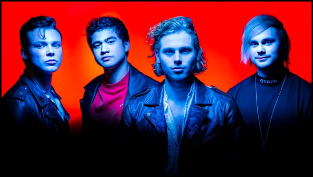 Video: 5 Seconds Of Summer - Youngblood