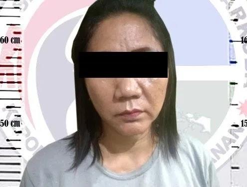 Sat Res Narkoba Polres Way Kanan Ringkus Wanita Pemilik Shabu di Baradatu