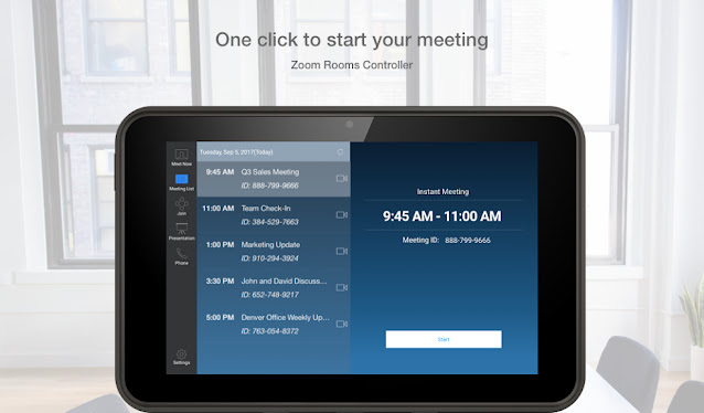 Zoom Rooms APK For Android
