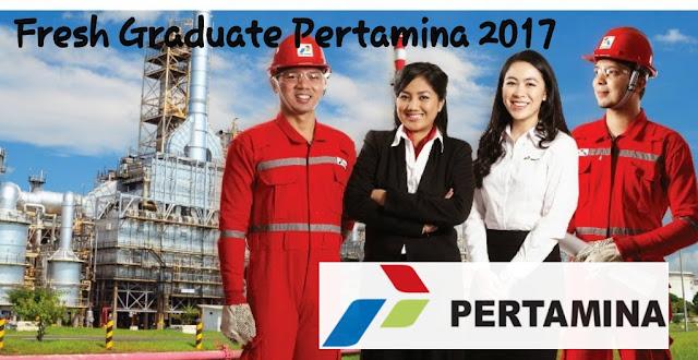 Lowongan Kerja BUMN PT Pertamina (Persero Fresh Graduate Pertamina 2017