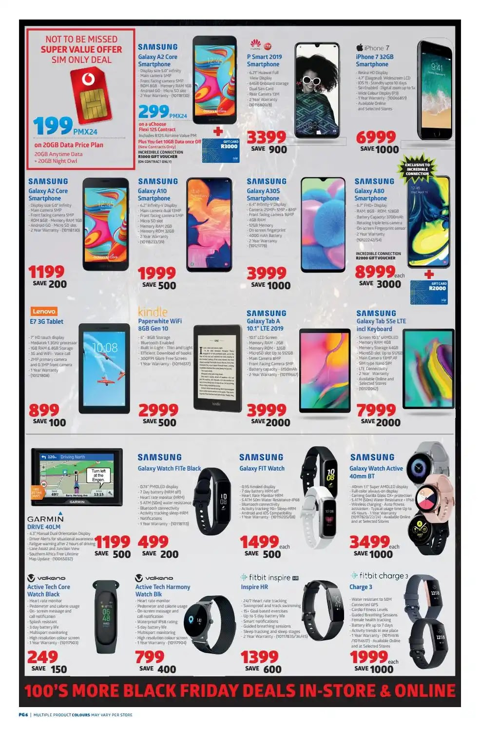 Incredible Connection Black Friday Deals  -  Page 6