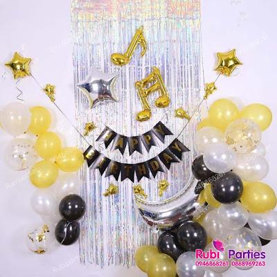 Set bóng trang trí sinh nhật cho người yêu SNNY01
