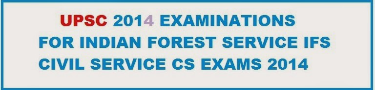 ifs and civil services exam of upsc