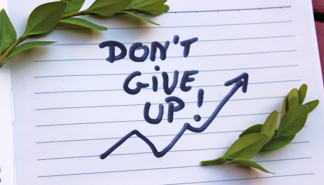 Why you Should not Give Up Blogging